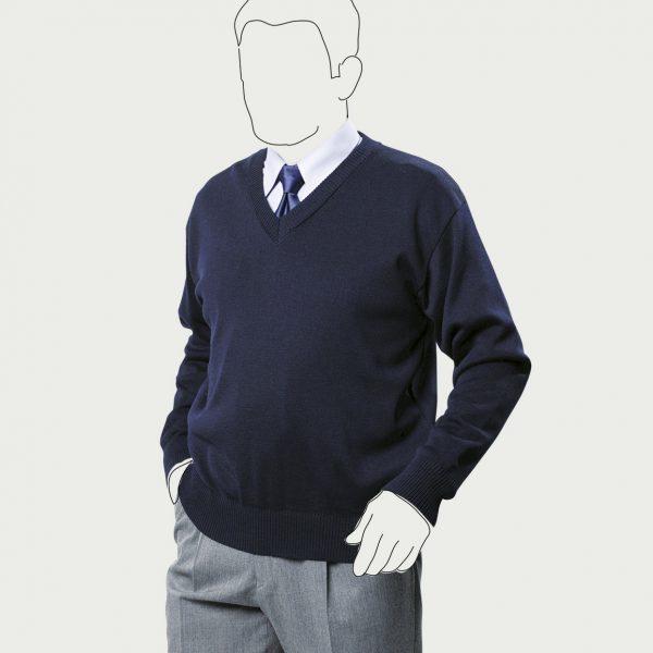 201031 V-Pullover