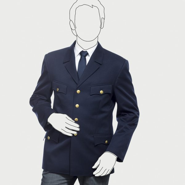 401000 Uniformjacke