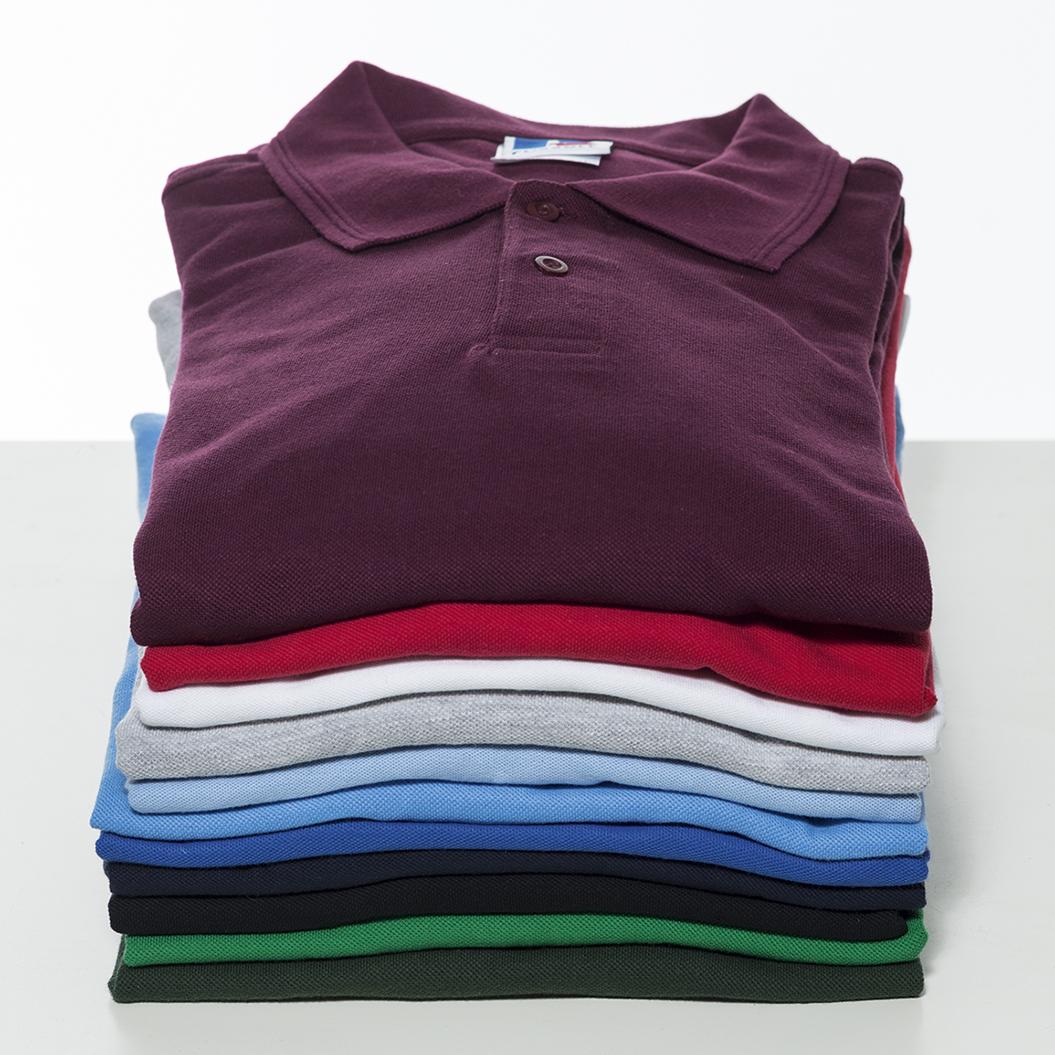 Poloshirt Farben