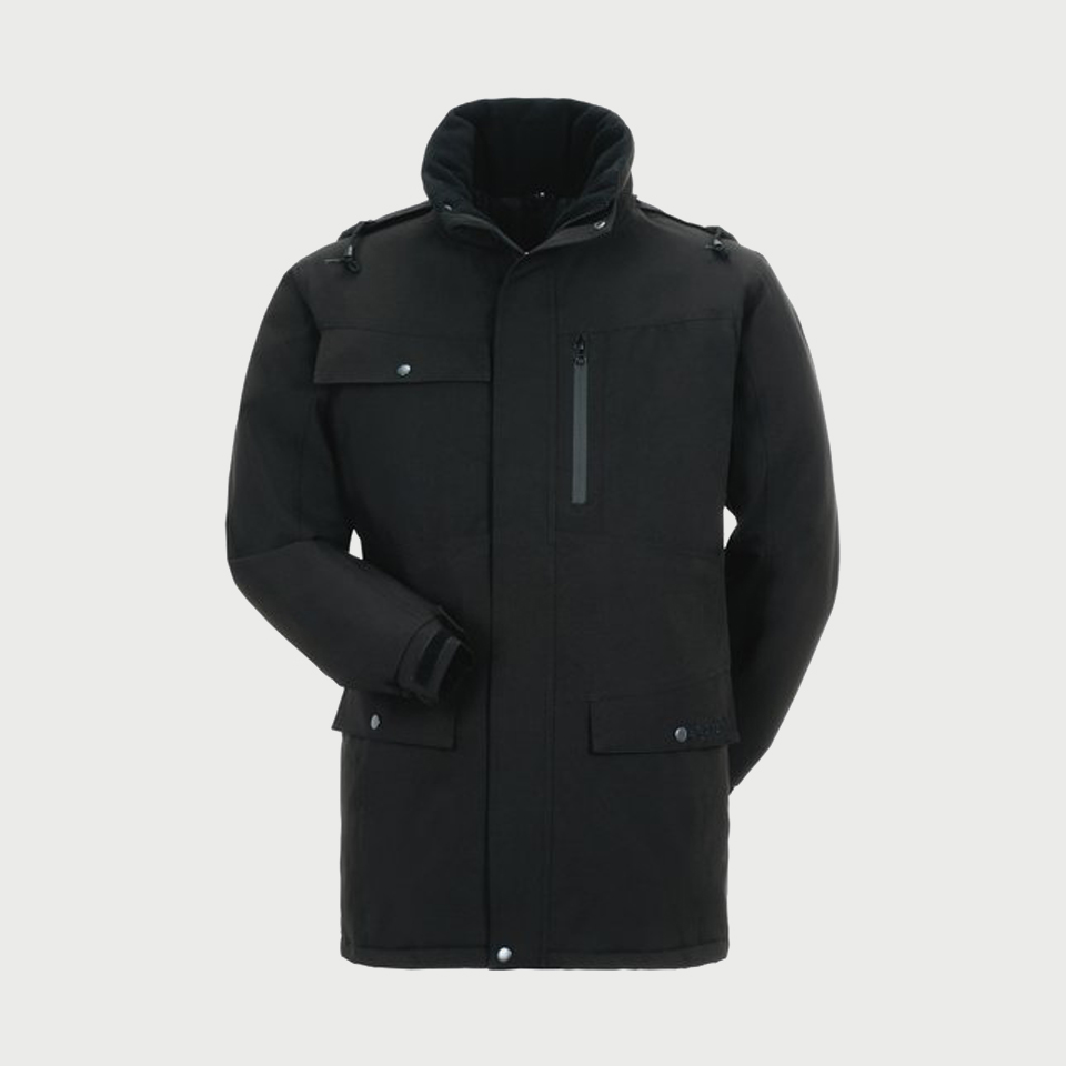SECURITY PARKA SCHWARZ